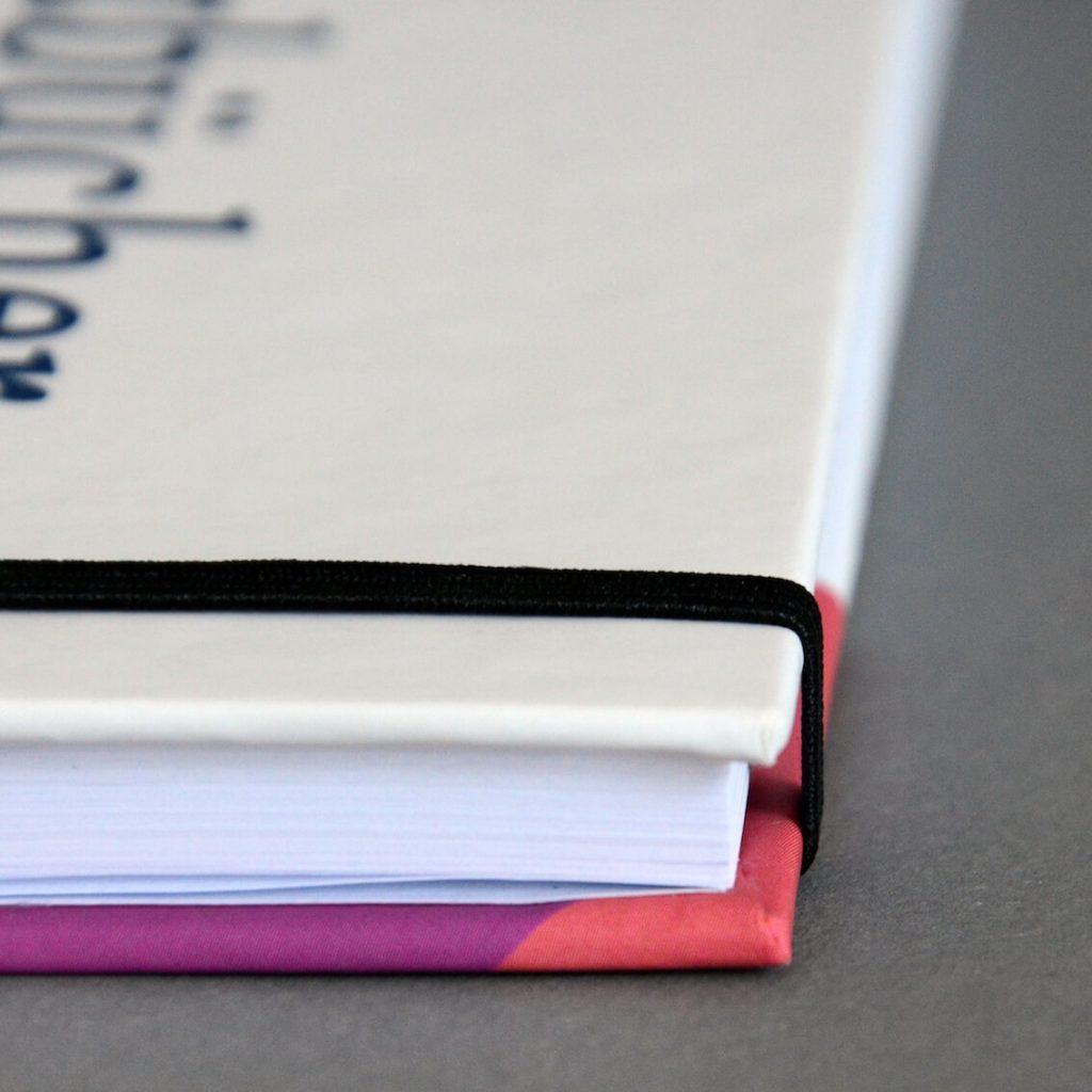 Notizbücher mit Gummiband