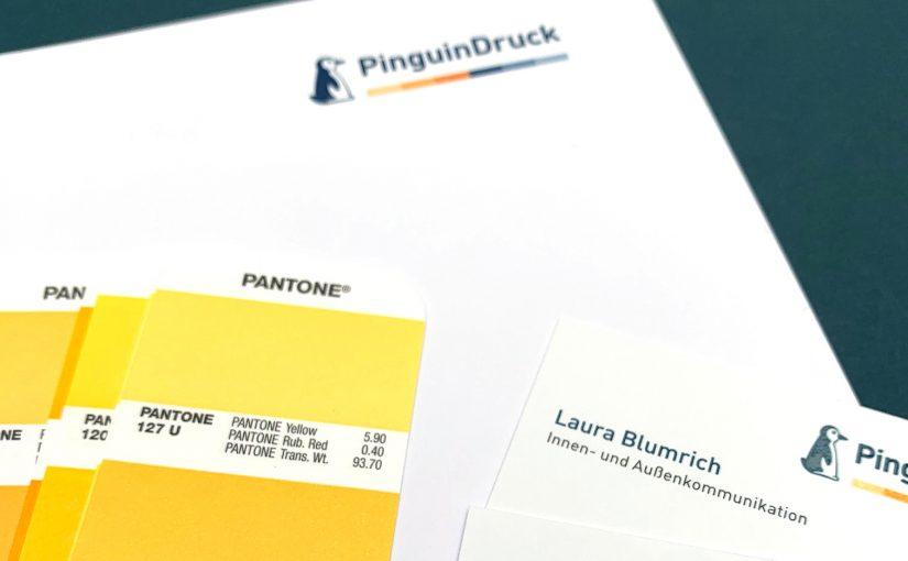Wie Sie mit Sonderfarben Ihr Corporate Design auf ein neues Level heben