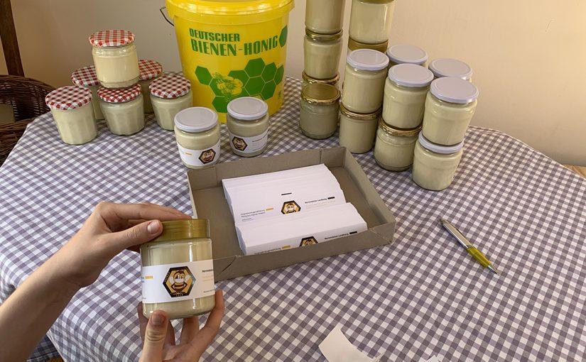 Leitfaden für individuelle Etiketten als Branding im Food-Bereich