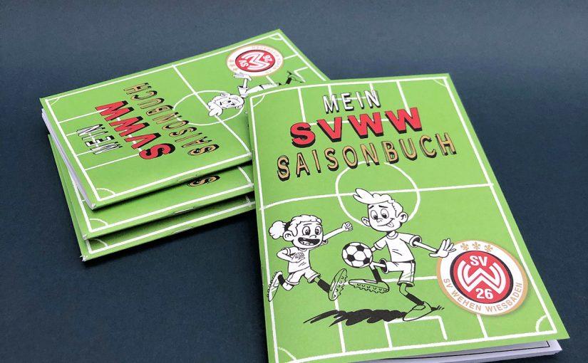 Saisonbuch SV Wehen Wiesbaden