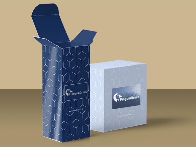 Bedruckte Verpackungen zum Transport und als Markenbotschafter