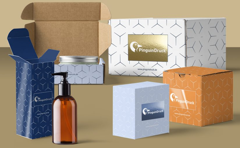 Kreative Verpackungen für Online-Shops