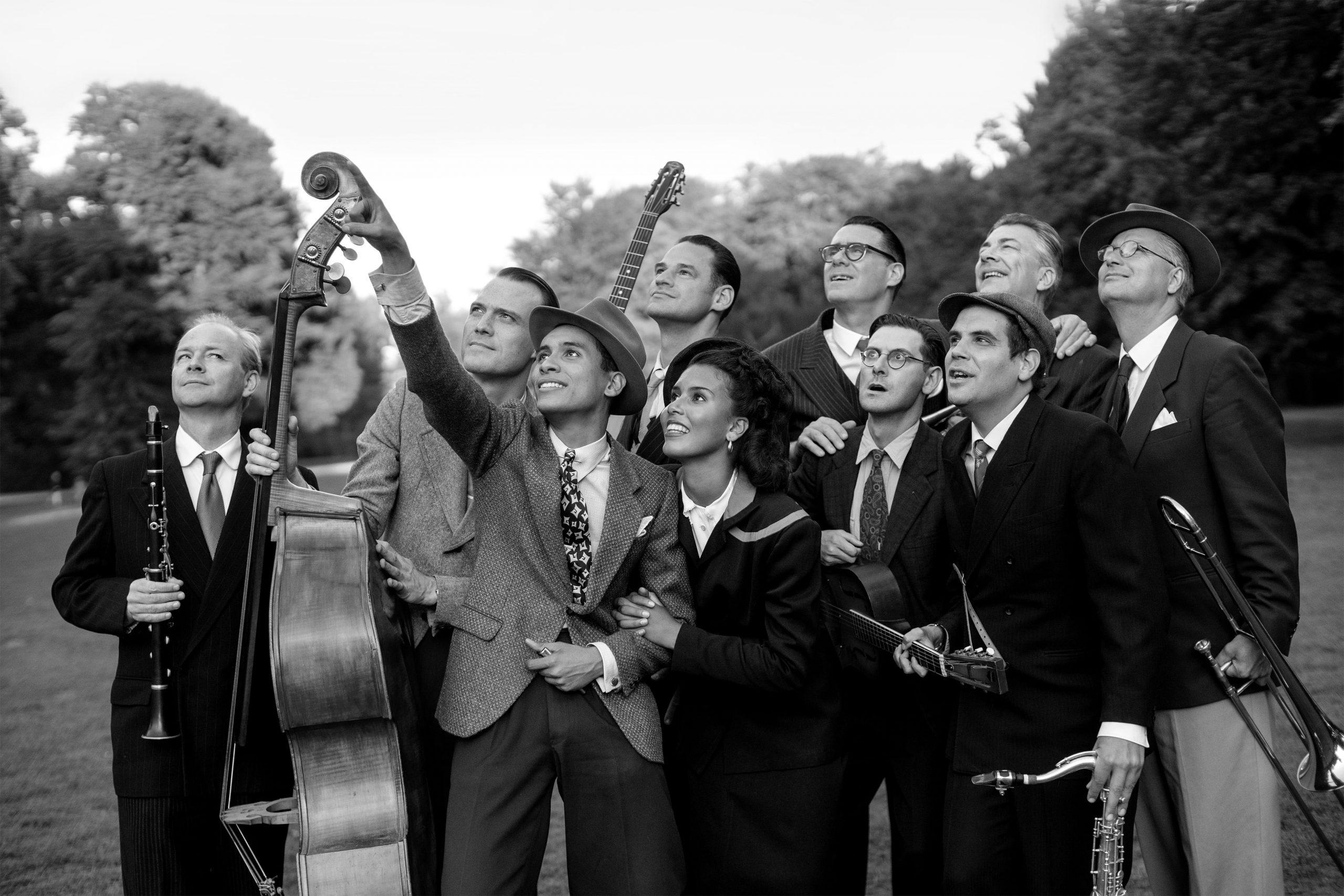 The Swingin' Hermlins Uwe Hauth